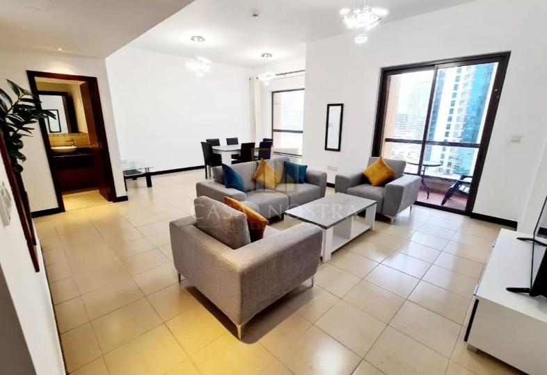 3bhk Apartment For Rent jbr