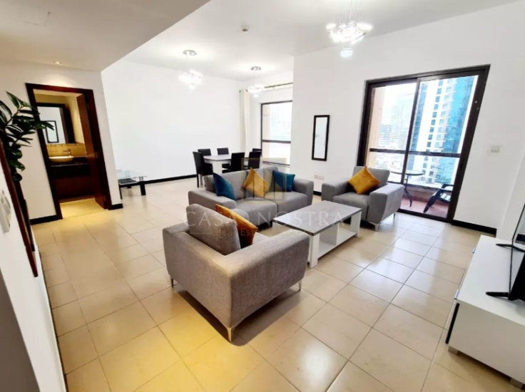 3bhk Apartment For Rent jbr