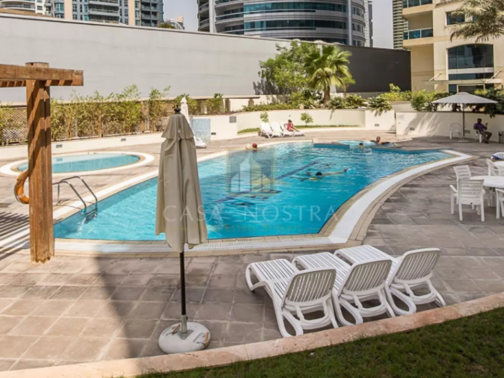 pool-view-2bhk-with-balcony-dubai-marina